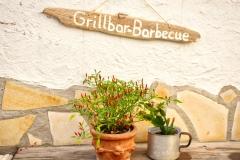 Grillbar-Barbecue-Schild