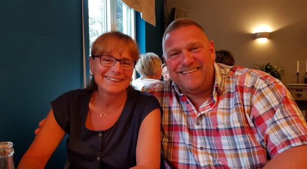 Manuela und Peter Geiß